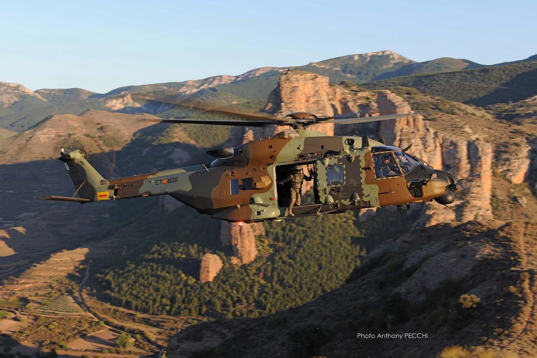 NH90 espagnol
